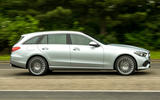 2 Mercedes C Class Estate 2021 UK LHD FD hero side