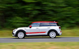 Mini Clubman John Cooper Works 2019 first drive review - hero side