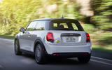 Mini Electric 2020 first drive review - hero rear