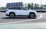 Nio ES6 2019 first drive review - hero side