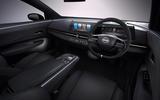 Nissan Ariya concept 2019 - interior