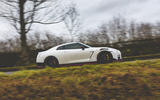 Nissan GT-R Nismo 2020 UK first drive review - hero side