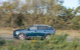 Peugeot 3008 Hybrid 2021 UK review - hero side