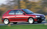 Peugeot 306 - hero side