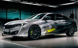 Peugeot 508 PSE 2020 - stationary front
