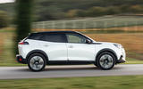 Peugeot e-2008 2020 first drive review - hero side