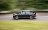 Polestar 2 2020 UK first drive review - hero side