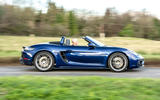 Porsche 718 Boxster GTS 4.0 PDK 2020 UK first drive review - hero side