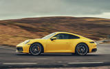 Porsche 911 Carrera 4S 2019 UK first drive review - hero side