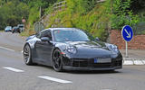 2020 Porsche 911 GT3 speckled contrast front left