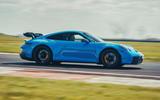 2 Porsche 911 GT3 2021 UK first drive review hero side
