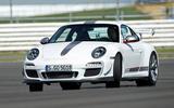 Porsche 911 GT3 - hero front