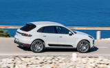Porsche Macan S 2019 first drive review - hero side