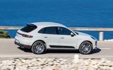 Porsche Macan S 2019 first drive review - hero side
