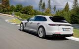Porsche Panamera GTS Sport Turismo 2020 first drive review - hero rear