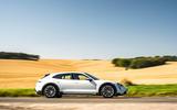 2 Porsche Taycan Cross Turismo 4S 2021 UK FD hero side