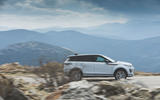 Range Rover Evoque 2019 first drive review - hero side