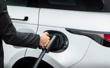 Range Rover Evoque PHEV 2020 - charging