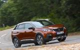 Readers questions - Peugeot 3008