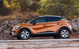 Renault Captur 2019 first drive review - hero side