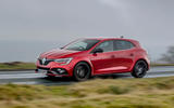 2 Renault Megane RS 300 EDC 2021 UK first drive review hero side
