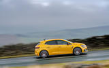 2 Renault Megane RS 300 Trophy 2021 UK first drive review hero side