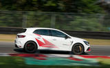 Renault Megane Trophy R 2019 first drive review - hero side