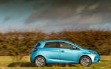 Renault Zoe 2020 UK first drive review - hero side