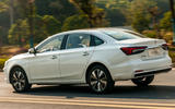 Roewe R ER6 2020 first drive review - hero rear