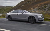 Rolls Royce Ghost 2020 UK first drive review - hero side