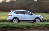 Seat Ateca Xperience 2020 UK first drive review - hero side