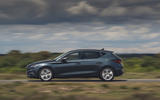 Seat Leon eHybrid FR 2020 UK first drive review - hero side