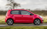 Skoda Citigo-e iV 2020 UK first drive review - hero side