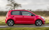 2020 Skoda Citigo-e iV review - side