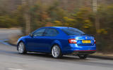 Skoda Octavia vRS diesel longterm review hero rear