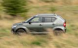 Suzuki Ignis hybrid 2020 UK first drive review - hero side