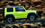 Suzuki Jimny 2018 first drive review hero rear