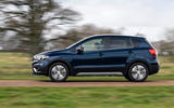 Suzuki SX4 S-Cross Hybrid 2020 UK first drive review - hero side