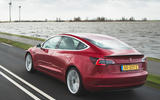Tesla Model 3 Performance 2019 first drive review - hero rear