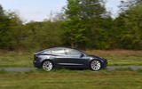 Tesla Model 3 Performance 2019 UK first drive review - hero side