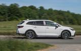 Toyota Corolla Trek 2020 UK first drive review - hero side
