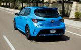 Toyota Corolla 2.0 XSE CVT 2019 review - hero rear