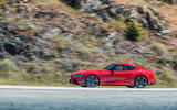 Toyota GR Supra 2019 first drive review - hero side