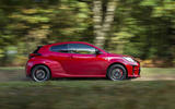 Toyota GR Yaris 2020 UK first drive review - hero side