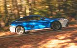 Toyota Mirai 2021 prototype drive - hero side