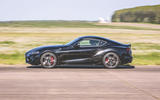 Toyota Supra 2019 UK first drive review - hero side