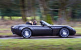 TVR Tuscan Vulcan - tracking side