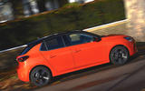 Vauxhall Corsa 2019 UK first drive review - hero side