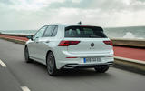 Volkswagen Golf 2020 first drive review - hero rear