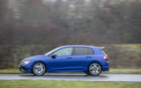 Volkswagen Golf R 2020 first drive review - hero side